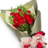사랑장미꽃다발