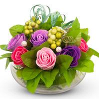 볼 비누꽃(택배상품)