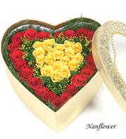 꽃상자 하트5호
