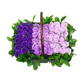 변치않는사랑 비누꽃